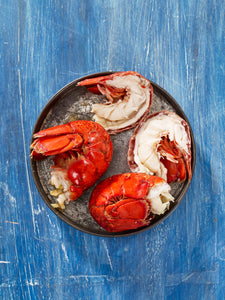 4-5 oz LOBSTER TAILS