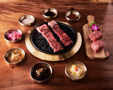 Load image into Gallery viewer, Samwon Garden's Korean BBQ Beef Galbi Meal Box for 2-3 People | 삼원가든 Beef 양념갈비 바베큐 세트 | 三元招牌调味牛排