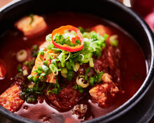 Load image into Gallery viewer, Samwon Garden's Popular Korean Soup & Stew Meal Box | 삼원가든 탕 & 찌개 세트 | 三元韩式汤饭套餐