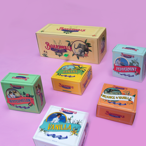 Saltwater Taffy Collector Box