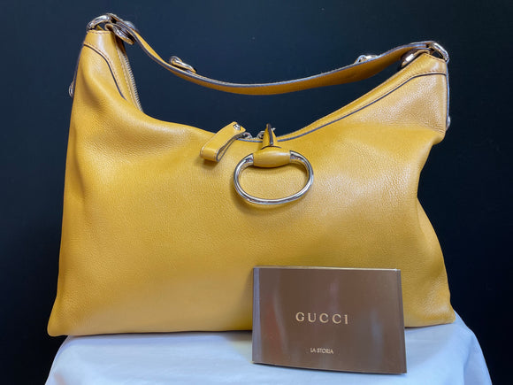 NWT Gucci Icon Bit Hobo Bag