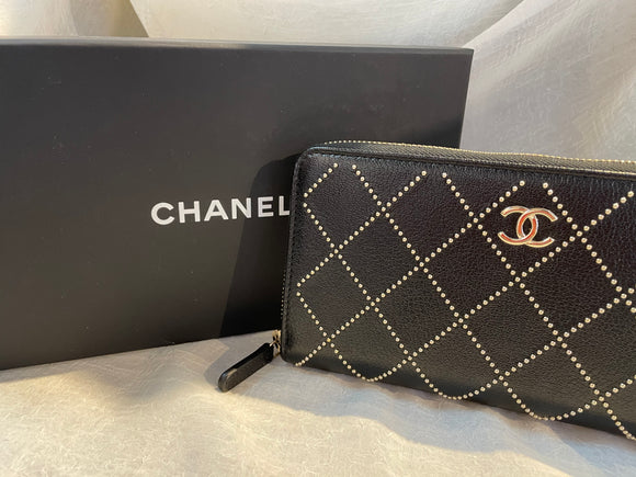 CHANEL Rock the Diamond Wallet