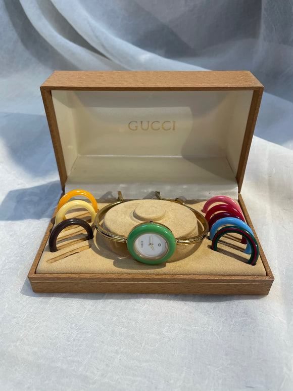 Vtg Gucci watch