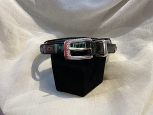 Brighton beaded belt