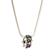 Load image into Gallery viewer, Tambourine Petite Pendant