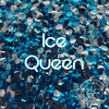Biodegradable Body Glitter - Ice Queen | Blue and Silver Cosmetic & Craft Glitter