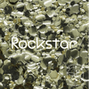 Biodegradable Body Green Glitter - Rockstar | Gold Chunky Body & Craft Glitter