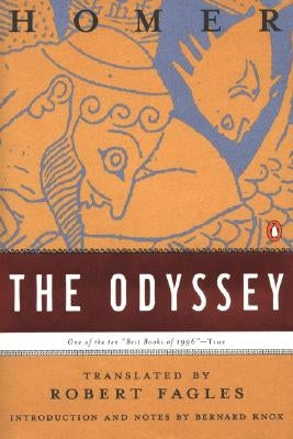 The Odyssey: (penguin Classics Deluxe Edition) by Homer