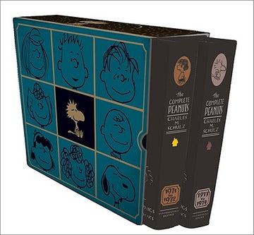 The Complete Peanuts Boxed Set 1971-1974 by Schulz, Charles M.