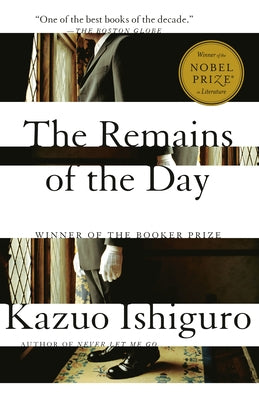 The Remains of the Day by Ishiguro, Kazuo