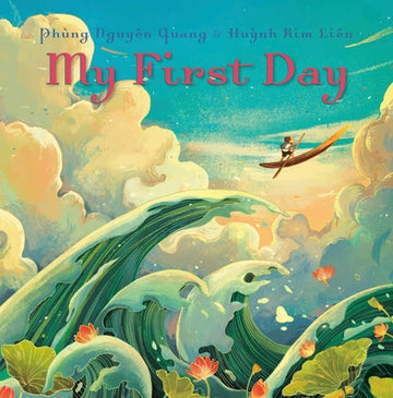 My First Day by Nguyen Quang, Phung