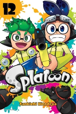 Splatoon, Vol. 12, 12 by Hinodeya, Sankichi