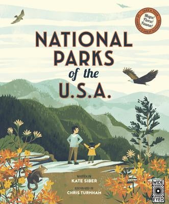 National Parks of the USA by Siber, Kate