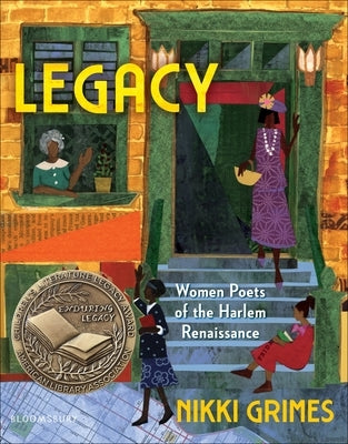 Legacy: Women Poets of the Harlem Renaissance by Grimes, Nikki