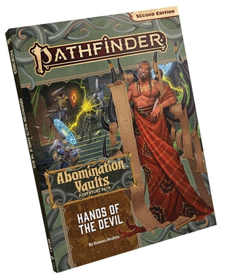 Pathfinder Adventure Path: Hands of the Devil (Abomination Vaults 2 of 3) (P2) by Hoskins, Vanessa