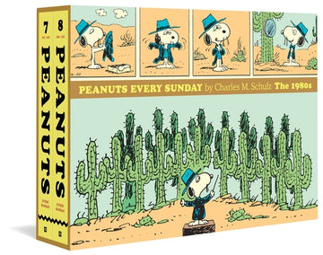 Peanuts Every Sunday: The 1980s Gift Box Set by Schulz, Charles M.