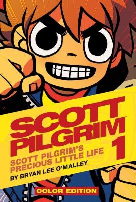 Scott Pilgrim's Precious Little Life by O'Malley, Bryan Lee