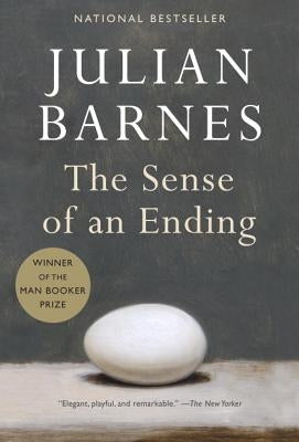 The Sense of an Ending by Barnes, Julian