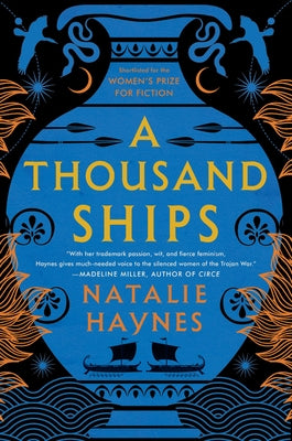A Thousand Ships by Haynes, Natalie