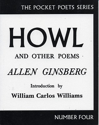 Howl and Other Poems by Ginsberg, Allen