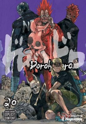 Dorohedoro, Vol. 20, Volume 20 by Hayashida, Q.
