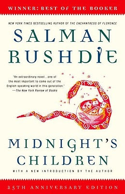 Midnight's Children by Rushdie, Salman