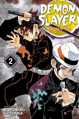 Demon Slayer: Kimetsu No Yaiba, Vol. 2, Volume 2 by Gotouge, Koyoharu