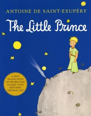 The Little Prince by de Saint-Exupéry, Antoine