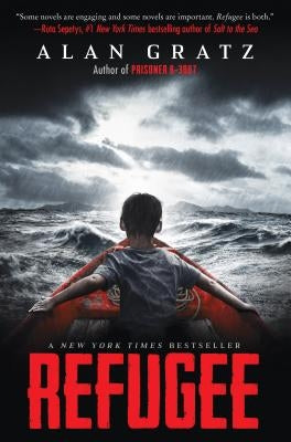 Refugee by Gratz, Alan