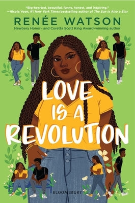 Love Is a Revolution by Watson, Renée