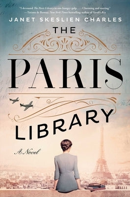 The Paris Library by Charles, Janet Skeslien