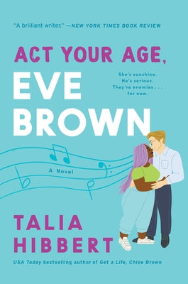 ACT Your Age, Eve Brown by Hibbert, Talia