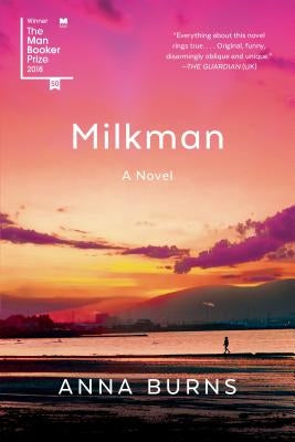 Milkman by Burns, Anna