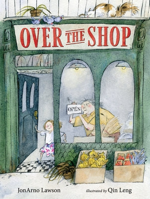 Over the Shop by Lawson, Jonarno