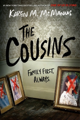 The Cousins by McManus, Karen M.