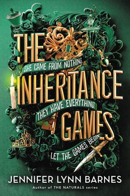 The Inheritance Games by Barnes, Jennifer Lynn