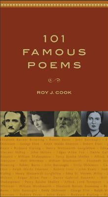 101 Famous Poems by Cook, Roy J.