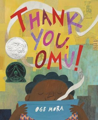Thank You, Omu! by Mora, Oge