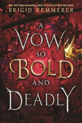 A Vow So Bold and Deadly by Kemmerer, Brigid