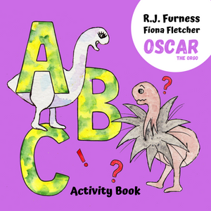A B C Oscar Activity Book