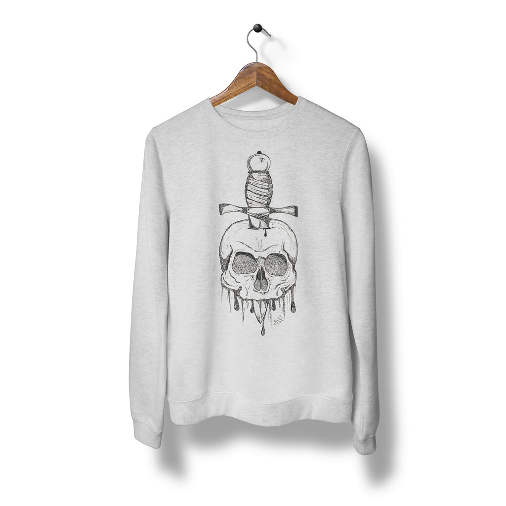 Skull and Dagger Sweater