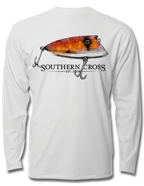 Grandpas Lure Performance Long Sleeve, Performance Gear - Southern Cross Apparel