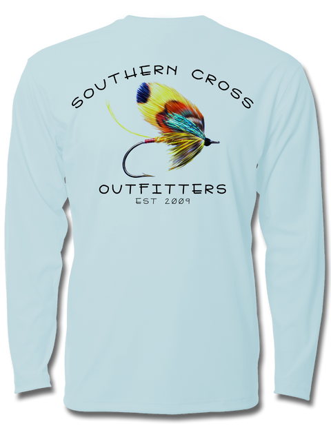 On The Fly Performance Long Sleeve, Performance Gear - Southern Cross Apparel
