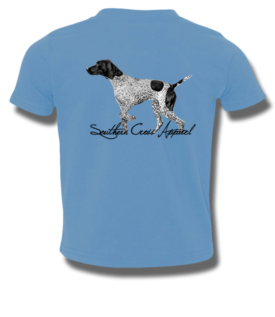 Pointer Toddler Short Sleeve, T-Shirts - Southern Cross Apparel