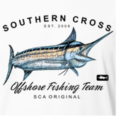 Offshore Marlin Fishing Team Kids Performance Long Sleeve, Performance Gear - Southern Cross Apparel
