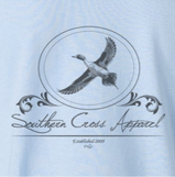 Pintail Oval Kids Short Sleeve, T-Shirts - Southern Cross Apparel