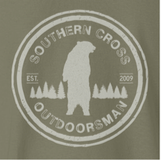 Smoky Mountain Sightseer Kids Short Sleeve, T-Shirts - Southern Cross Apparel