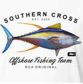 Offshore Tuna Fishing Team Kids Performance Long Sleeve, Performance Gear - Southern Cross Apparel
