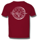 Fishing Stamp Short Sleeeve, T-Shirts - Southern Cross Apparel