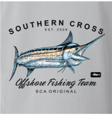 Offshore Marlin Fishing Team Kids Short Sleeve, T-Shirts - Southern Cross Apparel